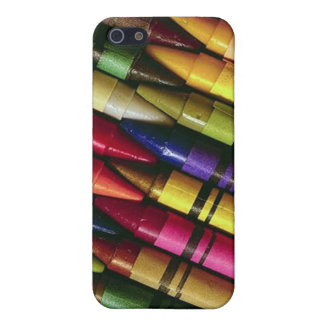 Crayons Case For iPhone SE/5/5s