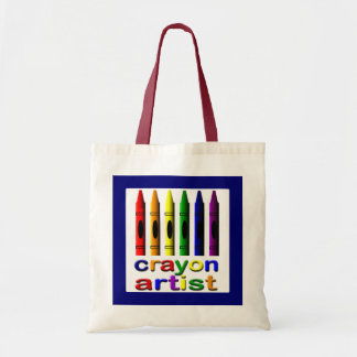 Crayons Crayon Artist Cute Tote Bag