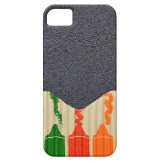 Crayons iPhone SE/5/5s Case