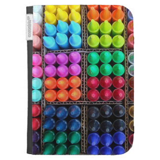 Crayons Kindle case