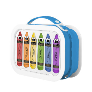 Crayons Lunch Box