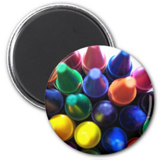 Crayons! Magnet