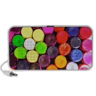 Crayons iPod Speaker