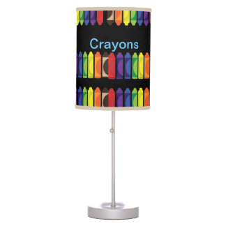 Crayons Table or Pendant Lamp