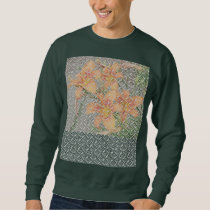 CraZchet Crazy (Brick) Stitch Sweatshirt