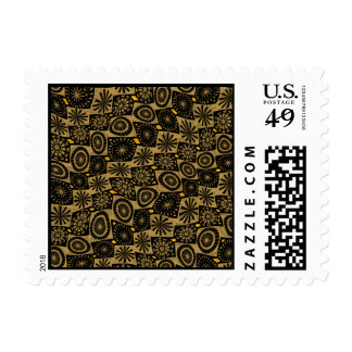 CRAZED CIRCLES POSTAGE