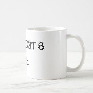 Crazi Cat's Dad Quote Coffee Mug