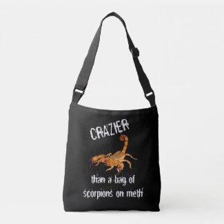 crazier crossbody bag