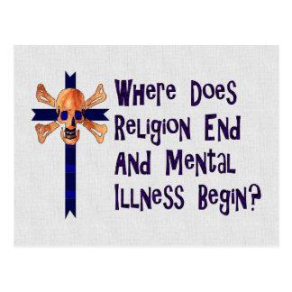 Crazies religioso postal