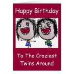 Craziest Around Funny Art Cards