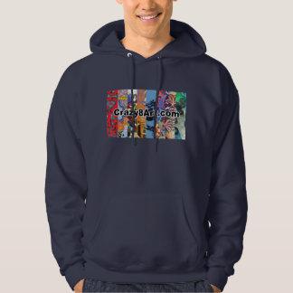 Crazy8Art T-shirt SweatShirt Blue