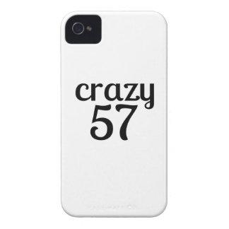 Crazy 57 Birthday Designs iPhone 4 Cover