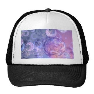 crazy 70s, water mesh hat