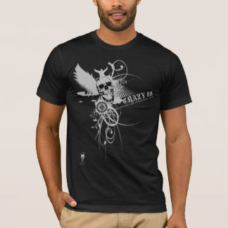 CRAZY 88 BLOOD SPLATTER T-Shirt