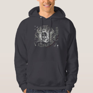 CRAZY 88 HOOD THOUGHTS HOODED PULLOVER