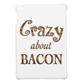 Crazy About Bacon Cover For The iPad Mini