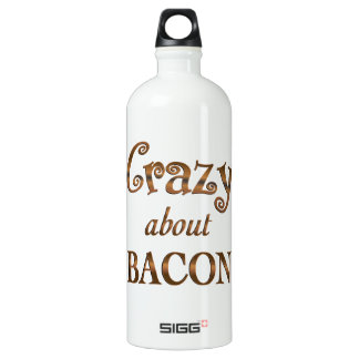 Crazy About Bacon SIGG Traveler 1.0L Water Bottle