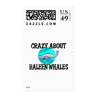 Crazy About Baleen Whales Postage