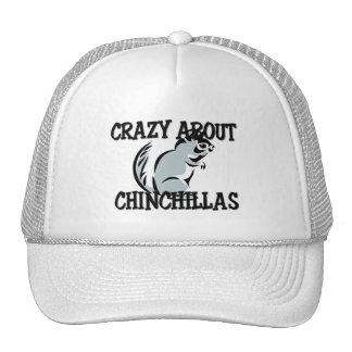 Crazy About Chinchillas Trucker Hat