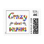 Crazy About Dolphins Postage