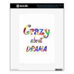 Crazy about Drama Skin For NOOK