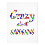 Crazy About Gardening Announcement
