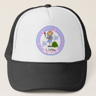 Crazy About Gardening T-shirts and Gifts Trucker Hat