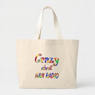 Crazy About Ham Radio Bag