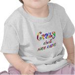 Crazy About Ham Radio T Shirts