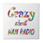 Crazy About Ham Radio Tiles