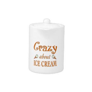 Crazy About Ice Cream
