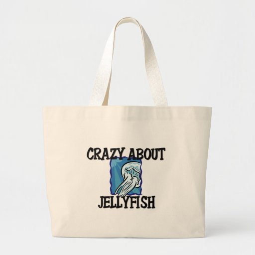 Crazy About Jellyfish Bag