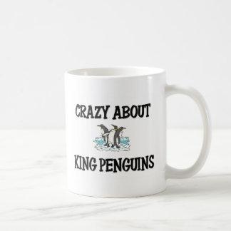 Crazy About King Penguins Mug