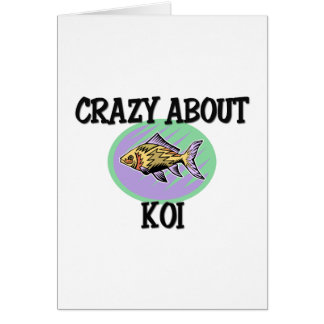 Crazy About Koi Cards