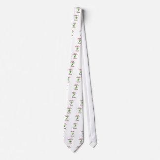 Crazy About Lizards Neck Tie