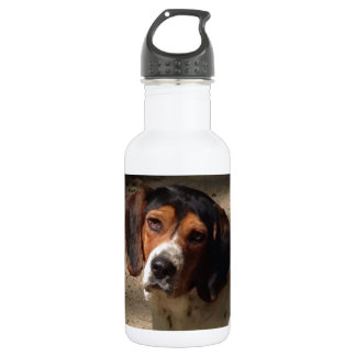 Crazy About My Beagle 18oz Water Bottle