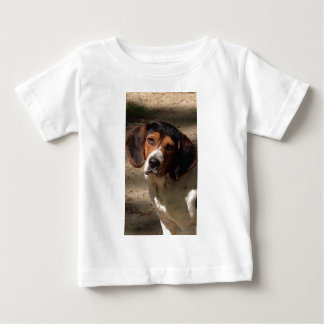 Crazy About My Beagle Baby T-Shirt