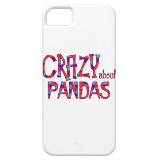 Crazy About Pandas iPhone SE/5/5s Case