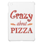 Crazy About Pizza Case For The iPad Mini