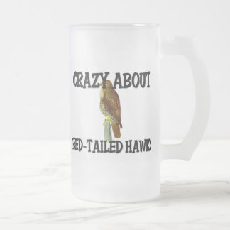 Crazy About Red-Tailed Hawks Coffee Mug