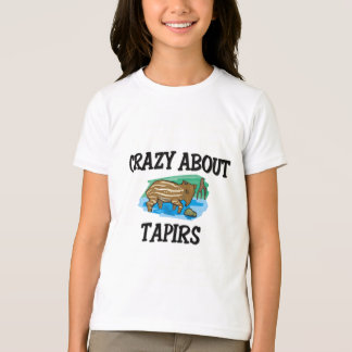 Crazy About Tapirs T-Shirt