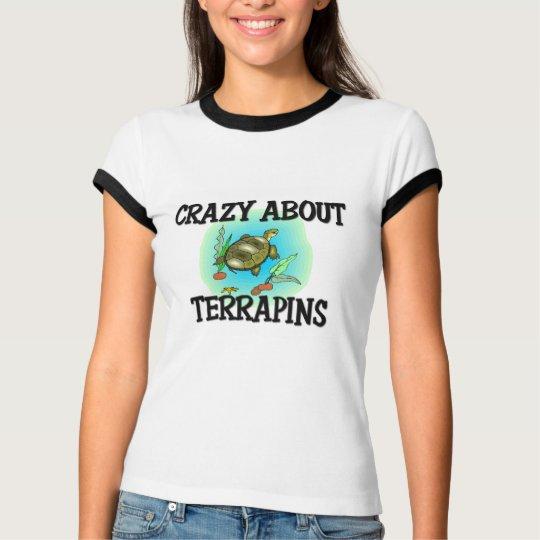 Crazy About Terrapins T-Shirt
