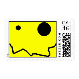 Crazy about you stamp