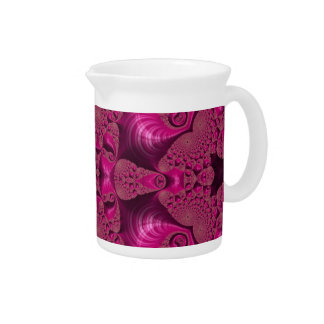 Crazy Abstract Beverage Pitchers
