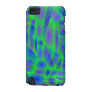 Crazy Abstract Colors iPod Touch 5G Cover
