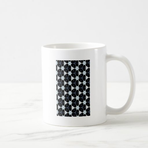 crazy abstract design mug