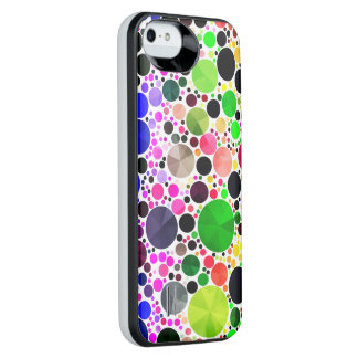 Crazy  Abstract iPhone5 Power Gallery Cases Uncommon Power Gallery™ iPhone 5 Battery Case