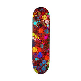 Crazy Abstract  Pattern Skate Decks
