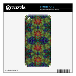 Crazy Abstract Skins For iPhone 4S