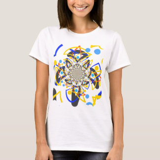 Crazy abstracy design T-Shirt